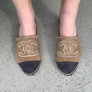 Cloth Chanel espadrilles size 38